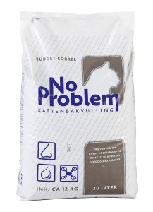 Budget korrel kattenbakvulling No Problem